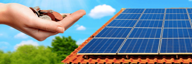 Usuarios de alto consumo en energía electrica agradecerán los paneles solares para casas
