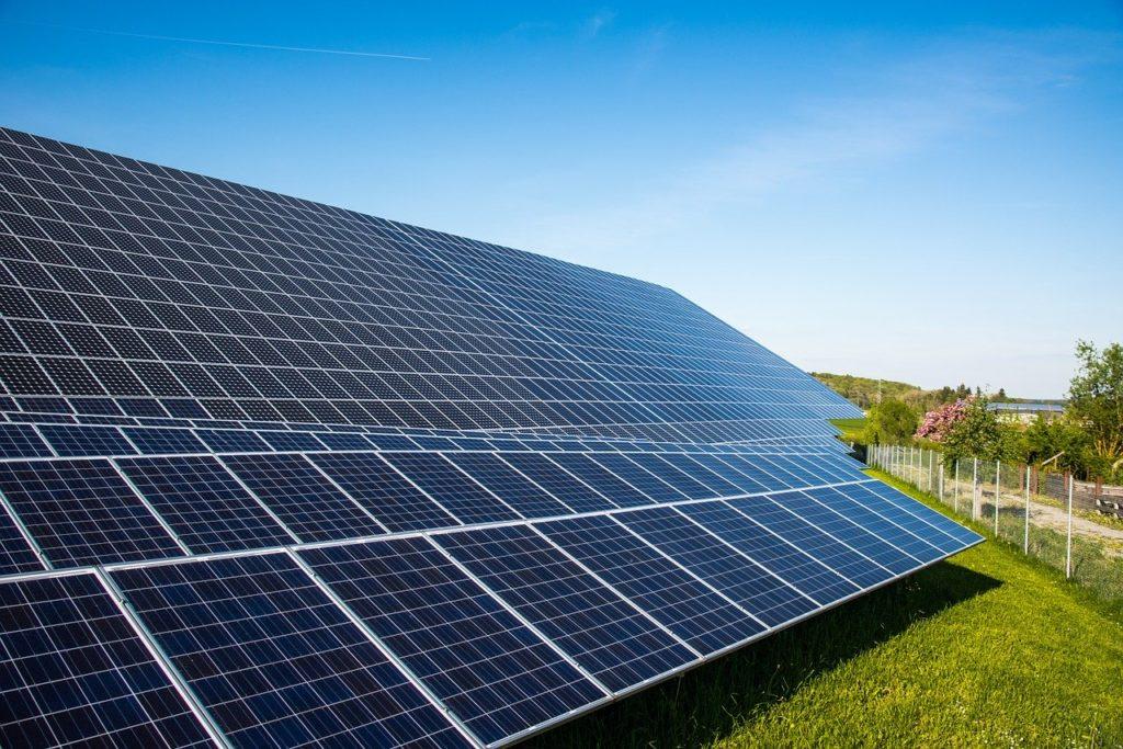 Paneles solares y su funcionamiento