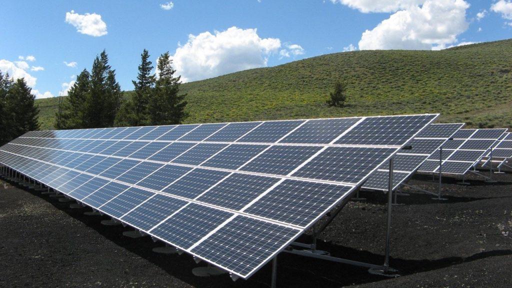 paneles solares en Monterrey