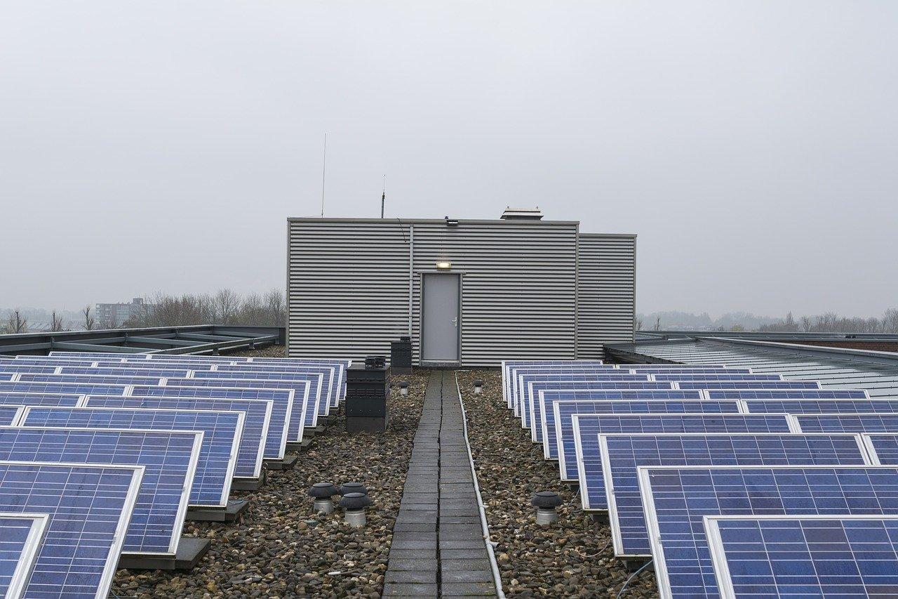 paneles solares y sus beneficios ambientales